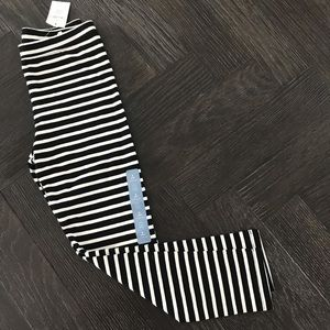 Baby gap girl striped legging